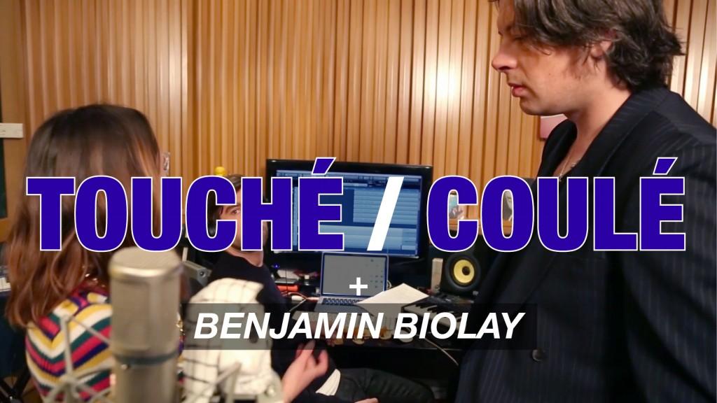 Touché Coulé feat Benjamin Biolay